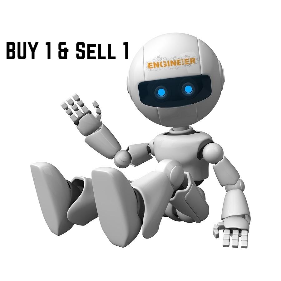 buy 1 & sell 1